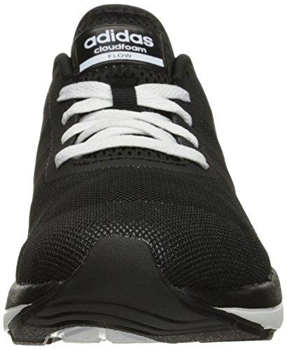 Adidas Performance Heren Cloudfoam Flow-m Hardloopschoen Zwart / Zwart / Onix