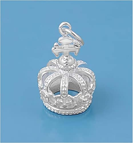 Glitzs Jewels 925 Sterling Silver Pendant for Necklace Cute Gift for Women Heart