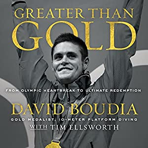 Greater Than Gold Audiobook