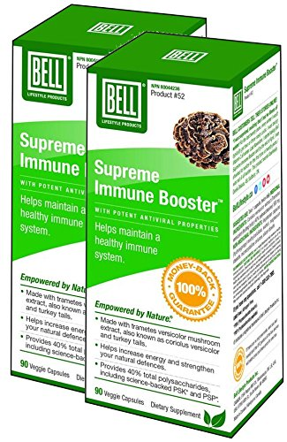 (Bell Supreme Immune Booster (500 mg - 90 Caps))