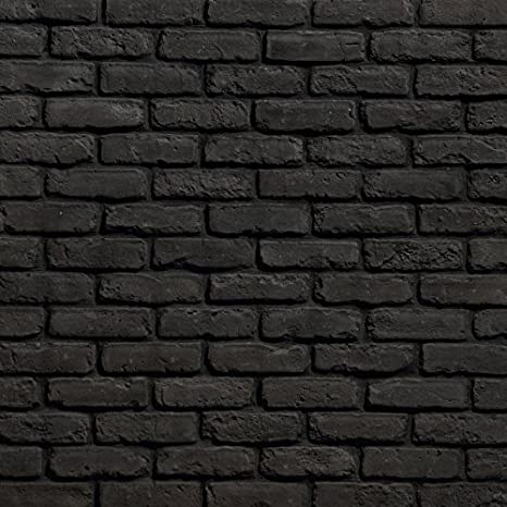 Koni Brick Old Chicago Charcoal 10 76 Sq Ft Flats 0 65 In X 8 20 In X 2 50 In Thin Brick Amazon Com