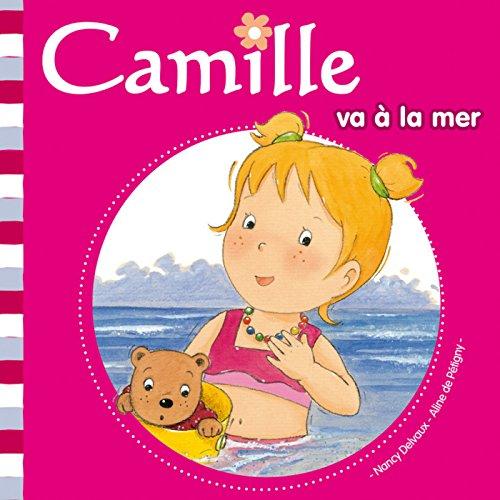 Camille va à la mer T16 (French Edition) - Series T16