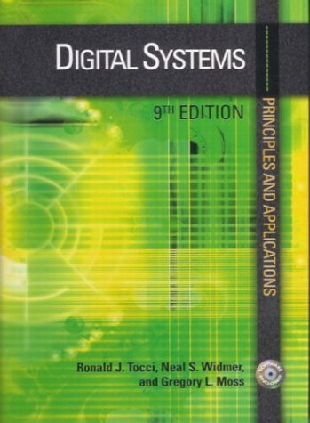 Digital Systems  Principles And Applications  Ninth Edition