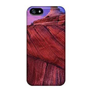 Williams6541 Design High Quality Desert Rock Cover Case With Excellent Style For Iphone 5/5s by lolosakes