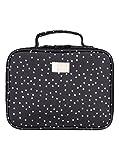 Roxy Girls Surfin Safari - Lunch Box - Girls 8-16 - One Size - Black True Black Dots For Days One Size