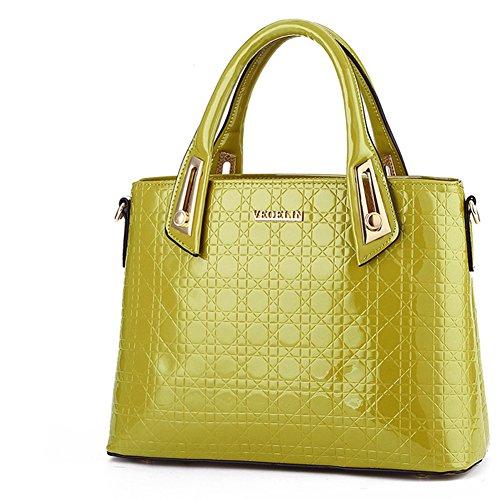 G-AVERIL - Bolso mochila  para mujer Rosa rosa verde