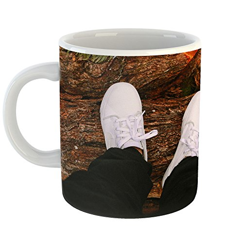 (Westlake Art - Shoe Wood - 15oz Coffee Cup Mug - Modern Picture Photography Artwork Home Office Birthday Gift - 15 Ounce)