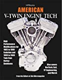 American V-Twin Engine Tech HP1455, Hot Bike Magazine Editors, 1557884552
