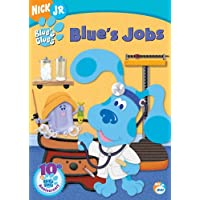 Blue's Clues: Blue's Jobs
