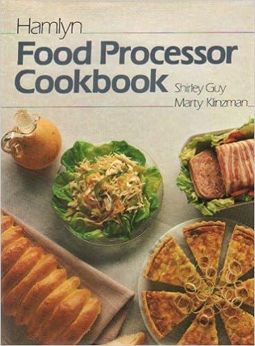 Hamlyn food processor cook book amazon shirley guy marty hamlyn food processor cook book amazon shirley guy marty klinzman 9780600325062 books forumfinder Images