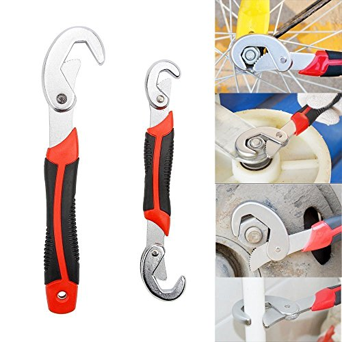 SD Smart Snap N Grip Adjustable Wrench Spanner Tools