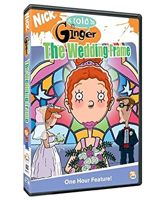 Amazon.com: As Told by Ginger: The Wedding Frame: Melissa Disney ...