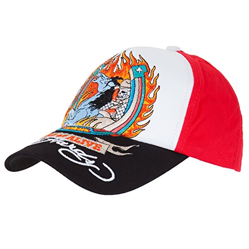 Ed Hardy - Dead or Alive Youth Adjustable Baseball Cap
