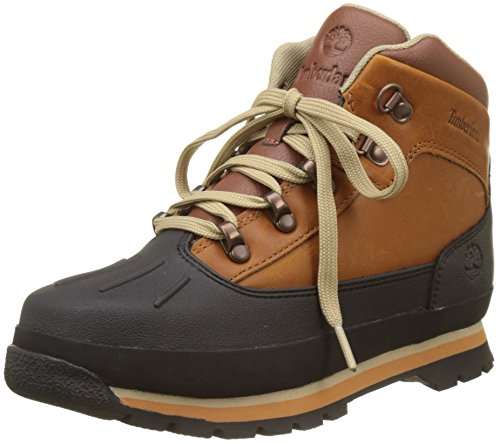 Timberland Junior Euro Shell Toe Hiking Boots Claypot 6 M