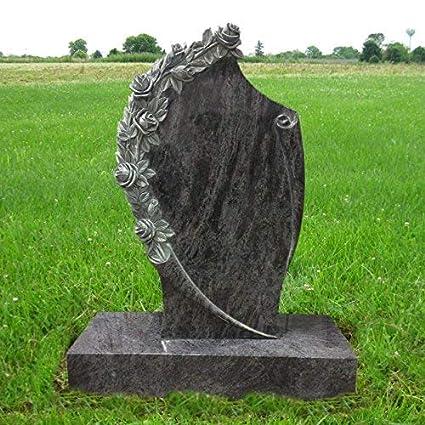 Amazon Com Granite Monument Head Tomb Grave Marker Hand