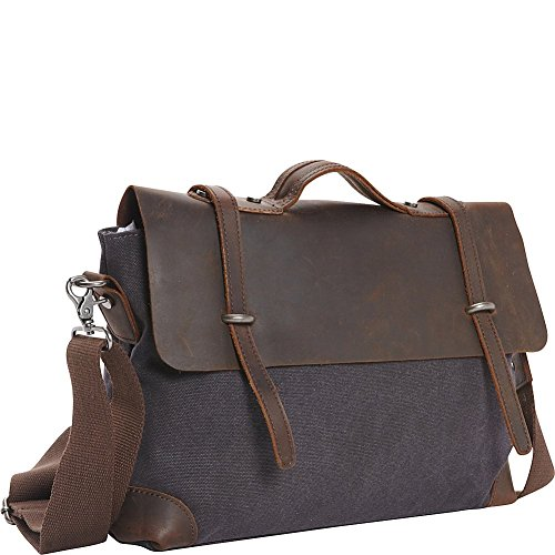 vagabond-traveler-casual-style-cowhide-leather-cotton-canvas-messenger-bag