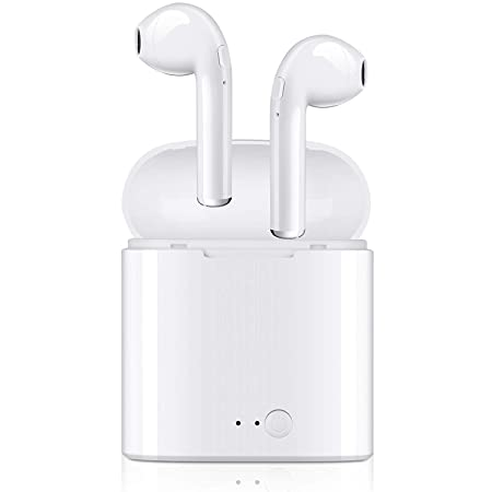 HD Bluetooth Headset – Wireless Headphones Women s Wireless Headphones Men – Sports in-Ear Headphones Wireless Headphones Stereo Headphones Sports Headphones with Microphone Mini in-Ear Headphones