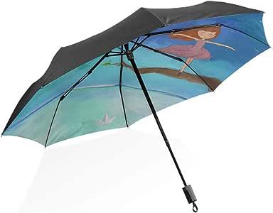 Reversable Umbrellas For Women Deer Skull Seamless Pattern Animal Skull Portable Compact Folding Umbrella Anti Uv Protection Windproof Outdoor Travel Women Umbrella Girl