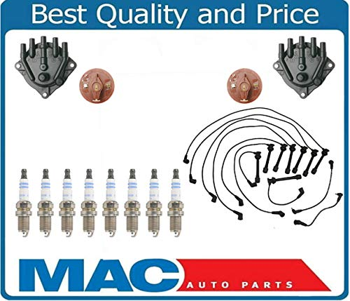 Mac Auto Parts 19598 SC4 LS4 Spark Plug Ignition Wires Cap Rotor -