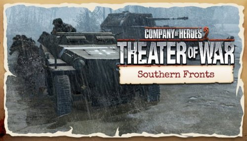 Company Heroes Theatre Southern Fronts