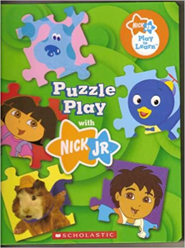 Puzzle Play with Nick Jr.: Unknown: Amazon.com: Books