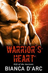 Warrior's Heart (Gift of the Ancients Book 1)
