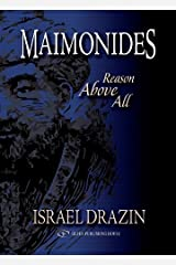 Maimonides: Reason Above All Hardcover