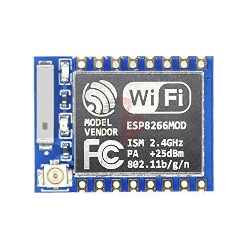 ESP8266 Serial ESP-07 WiFi Wireless Module ESP07 Remote Serial Port WiFi Transceiver Wireless Shield LED Ceramic Antenna Socket