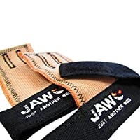JAW Pullup Grips Black