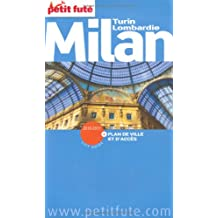 MILAN TURIN LOMBARDIE 2010-2011 + UN PLAN DE VILLE