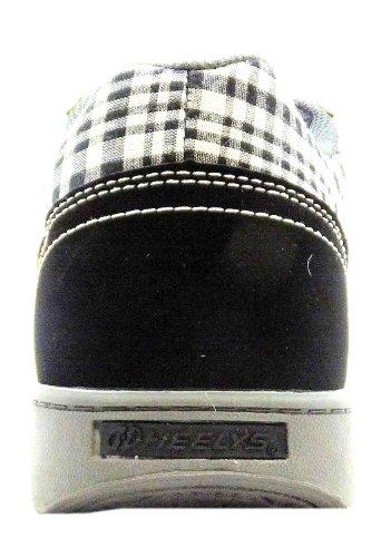 Heelys  Straight Up, Jungen Sneaker Schwarz schwarz
