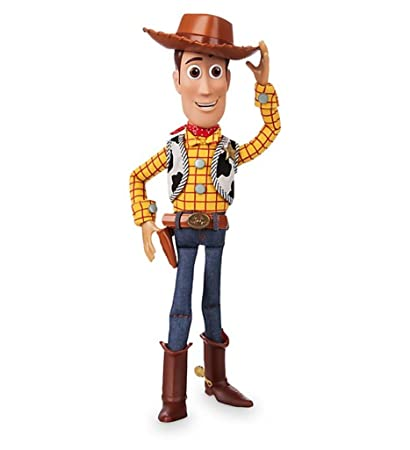 519f90f22 Amazon.com: Toy Story Pull String Woody 16