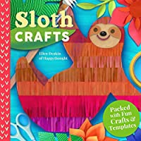 Sloth Crafts: Packed Full of Fun Crafts and Templates