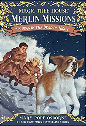 Amazoncom Dogs In The Dead Of Night Magic Tree House R