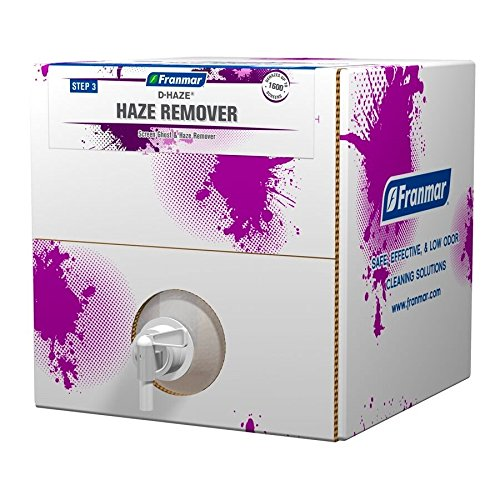 Franmar D-Haze Screen Printing Ghost and Haze Remover (Gallon) by Franmar