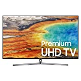 4K Ultra HD Smart LED TV - Samsung Electronics UN65MU9000 65-Inch 4K Ultra HD Smart LED TV (2017 Model)
