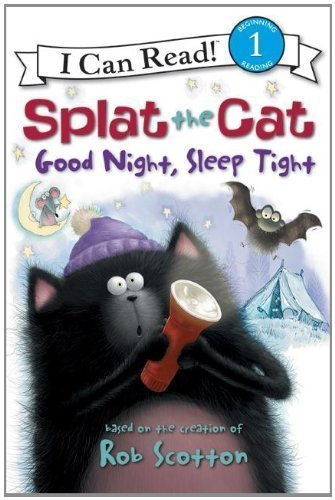 Read Online Splat The Cat: Good Night Sleep Tight by Rob Scotton (Jun 13 2011) pdf