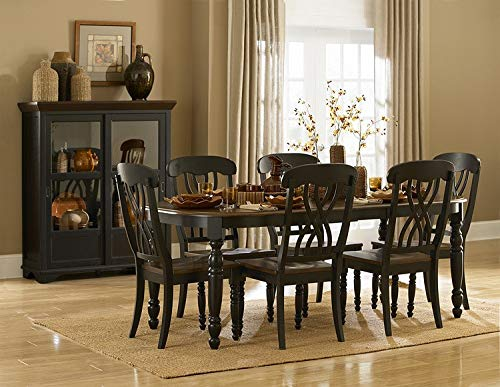 Weston Home Ohana Dining Table with Leaf