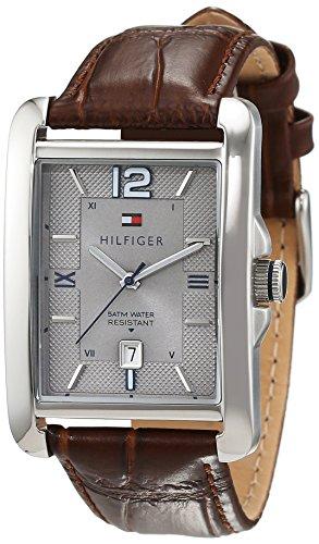 Tommy Hilfiger Herren-Armbanduhr Analog Quarz Leder 1791199