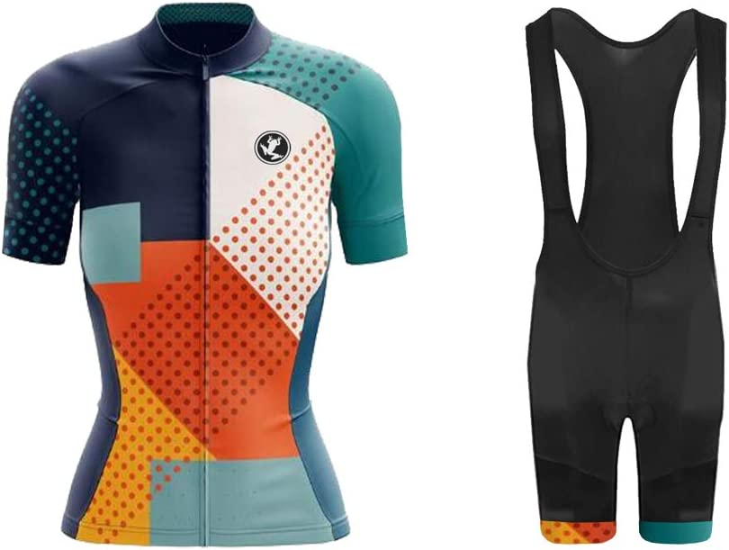 Long Cycling Shorts Multiple Styles to Choose From Uglyfrog Womens Cycling Jersey Set Winter Warm Thermal Fleece Cycling Jersey Long Sleeve and Cycling Shorts with 20D