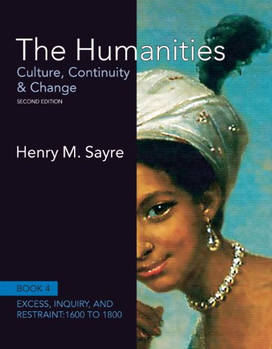 The Humanities: Culture, Continuity and Change, Book 4: 1600 to 1800 (2nd Edition) (Humanities: Culture, Continuity & Change)