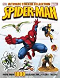Spider-Man Ultimate Sticker Collection, Dorling Kindersley Publishing Staff, 0756690900
