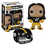 Funko POP NFL: Wave 1 - Troy Polamalu Action Figures