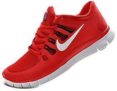 Nike - Zapatillas de running para mujer, Rosa (Tiza de ciruela/mora/polvo de ciruela), 42 EU: Amazon.es: Zapatos y complementos