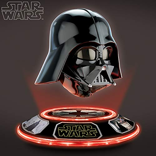 51PSj694zeL - Star Wars Darth Vader Levitating Helmet
