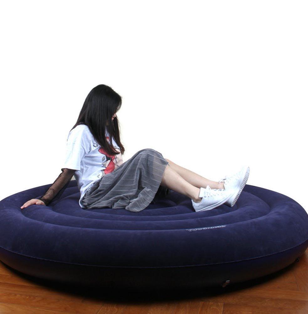 QAZSE Sex Furniture Muebles Para El Sexo Portátil Cama Impermeable Big Round Bed Cojín Multifuncional - Sex Bed Sofá Con Bomba Esposas Y Puños Para Las ...