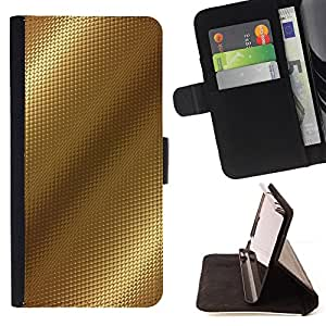 For Samsung GALAXY E5/E500F Case,Samsung Galaxy E5 Reflection Shiny Beige Diamond Pattern Style PU Leather Case Wallet Flip Stand Flap Closure Cover