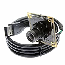 ELP USB Hidden Camera Module 960P for Low illumination Level (3.6mm)