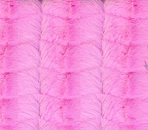 Minky Fabric Long Pile GROOVED 58