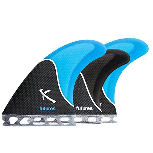 Futures Fins - .Lost Large Honeycomb 5-fin